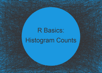 Extract Frequency Counts from Histogram in R (Example)