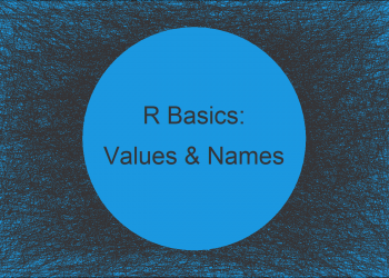 Extract Values & Names from table Object in R (2 Examples)