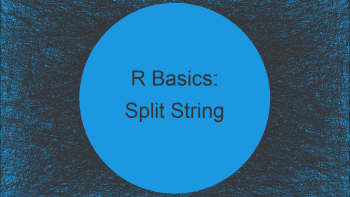 Split Character String into Chunks in R (2 Examples)