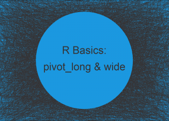 pivot_longer & pivot_wider Functions of tidyr Package in R (2 Examples)