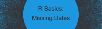 Insert Rows for Missing Dates in R (Example)