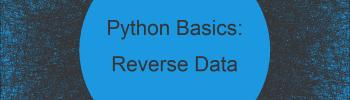 Reverse pandas DataFrame in Python (3 Examples)