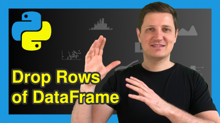 Delete Rows of pandas DataFrame Conditionally in Python (4 Examples)