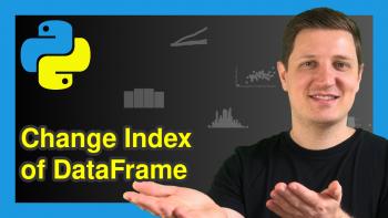 Rename Index of pandas DataFrame in Python (2 Examples)