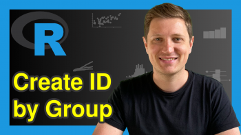 Assign Unique ID for Each Group in R (3 Examples)