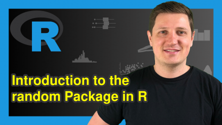 Introduction to the random Package in R (3 Examples)