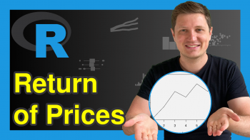 Calculate Price Return in R (2 Examples)