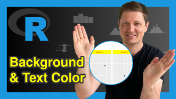 Change Color of ggplot2 Facet Label Background & Text in R (3 Examples)