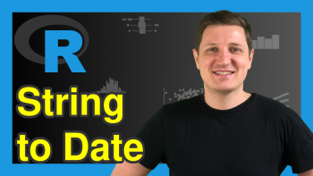 Convert Year, Month, Day, Hour, Minutes & Seconds to Date & Time in R (3 Examples)