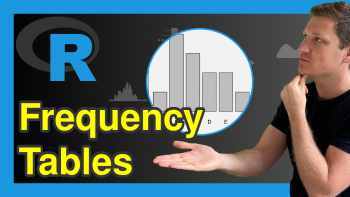 How to Create a Frequency Table in R (5 Examples)