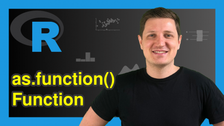as.function Function in R (Example)