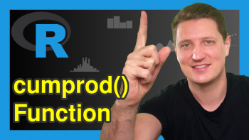 Calculate Cumulative Product in R (Example)   cumprod() Function