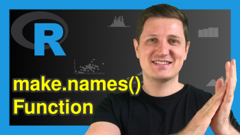 make.names Function in R (3 Examples)